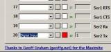 CGMMSTICK Digital and Analog Input