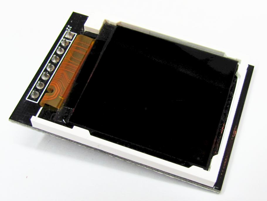 ILI9163 LCD Driver