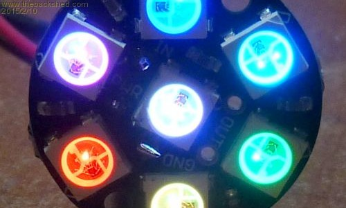 Neopixel: WS2812 RGB LED